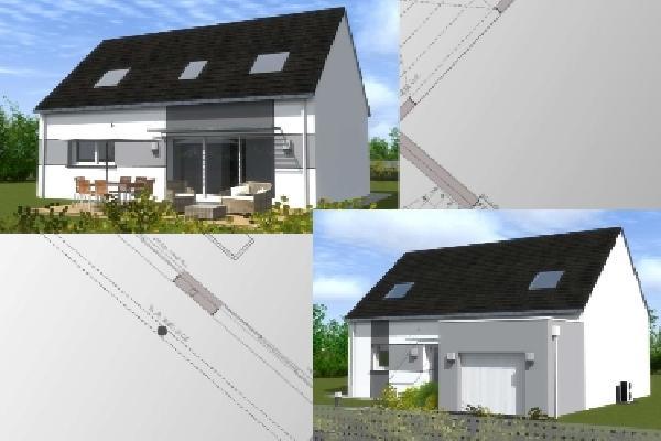 Prix maison 40m2 perfect extension maison m marseille - Plan extension maison 40m2 ...