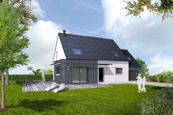 Offres projets de construction terrain maison constructeur de maisons individuelles for Maison moderne aconstruire