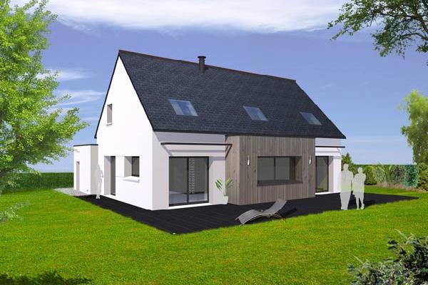 Construction maison prix au m2 2233 rennes - Prix au m2 construction garage ...