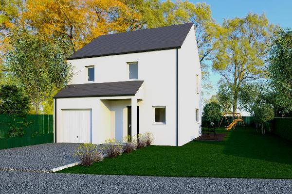 A vendre maison 3 chambres vigneux de bretagne maisons for Garage des vigneux