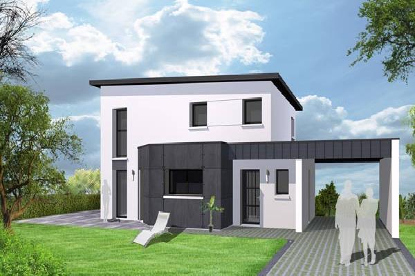 Favori Offres projets de construction terrain+maison - Constructeur de  FS47