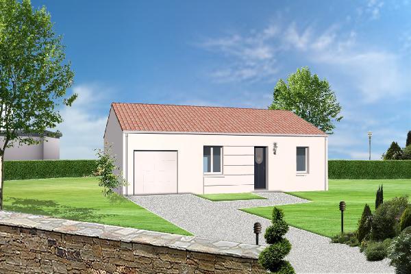 Construire maison neuve 70000 euros