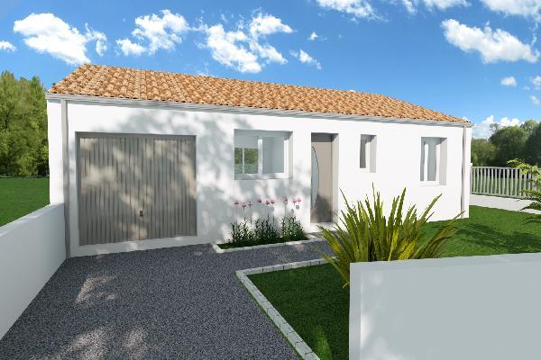 Terrain + Maison