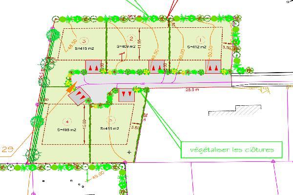 A vendre Terrains Plouarzel terrain constructible