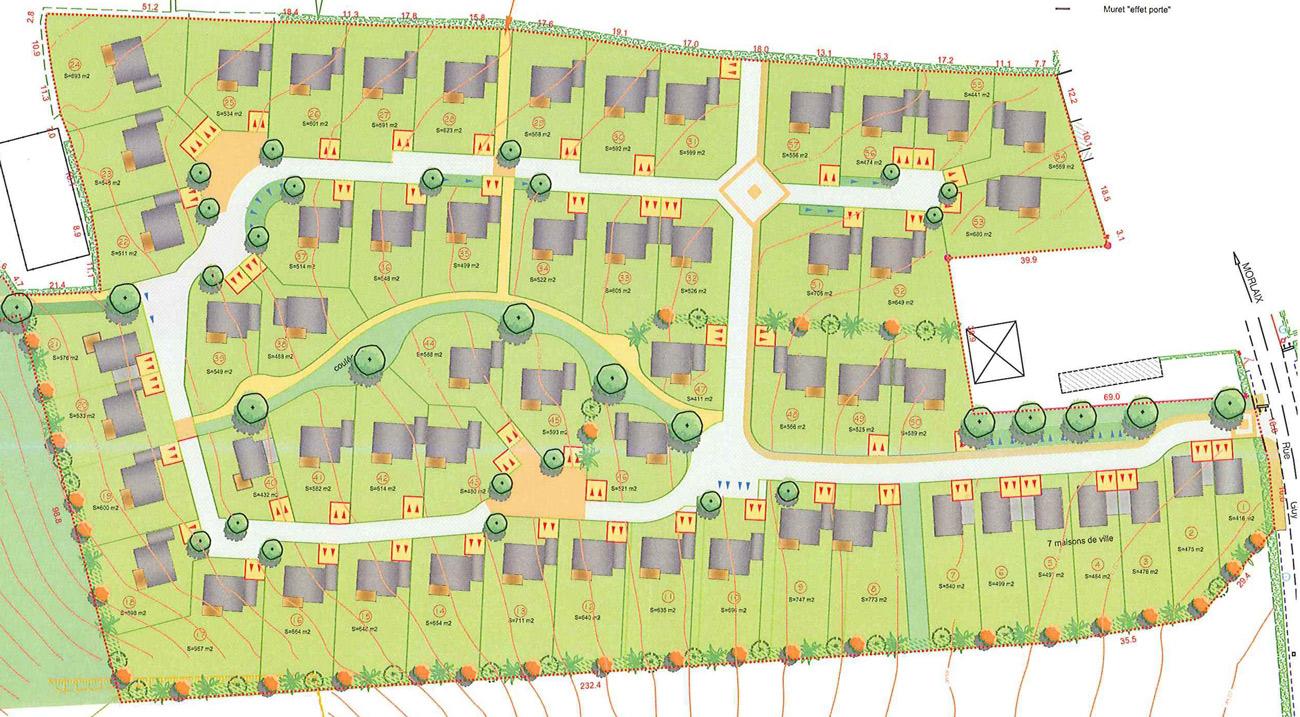 Terrains à vendre Proche Morlaix pour construire