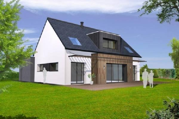 offres terrains maisons du finist re et morbihan maisons fran ois l on. Black Bedroom Furniture Sets. Home Design Ideas