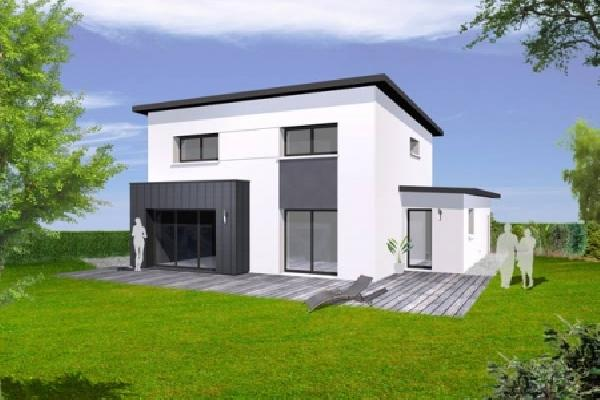 terrain+maison Locmaria-Plouzané