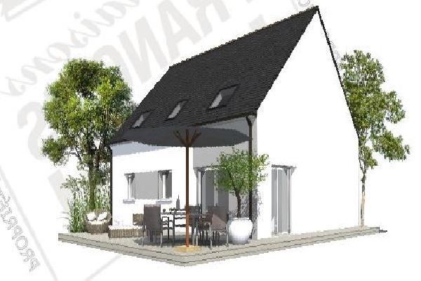 terrain+maison Pencran