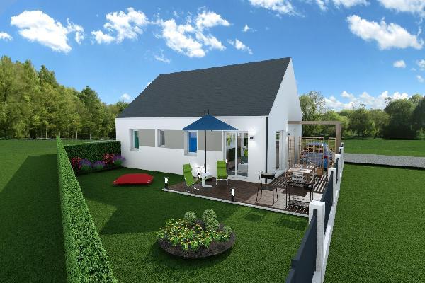 A vendre votre maison volutive saint gereon maisons for Prix maison seule